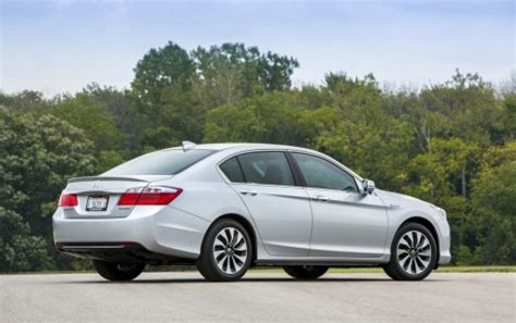 2015 honda accord hybrid vs chevrolet volt, ford fusion
