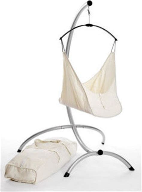 modern baby swings dream hammock with optional seat and underlay