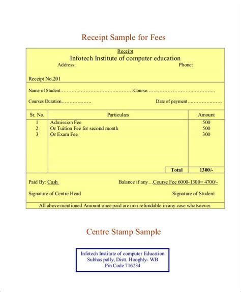 professional business receipts templates 38 receipt formats free premium templates