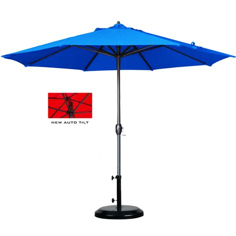 9 Foot Tilt Umbrella Kmart Com Kmart Patio Umbrellas