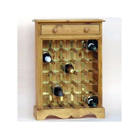 cabinet wine bottle rack 30 bottle pine wooden wine cabinet rack with plinth