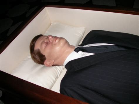 celebrity casket photos maurizio cattelan jfk dead casket tomorrow started