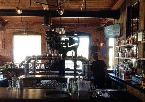 The Engine Room Mystic Ct by Fish Of The Day Hake Picture Of Engine Room Mystic