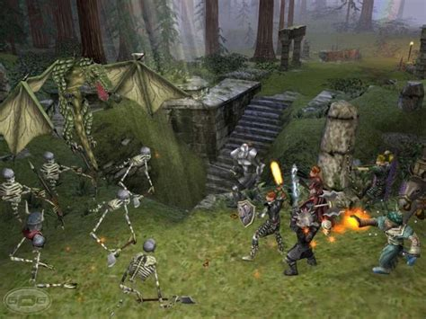 dungeon siege 3 will stat square enix obsidian team for dungeon siege 3 wired