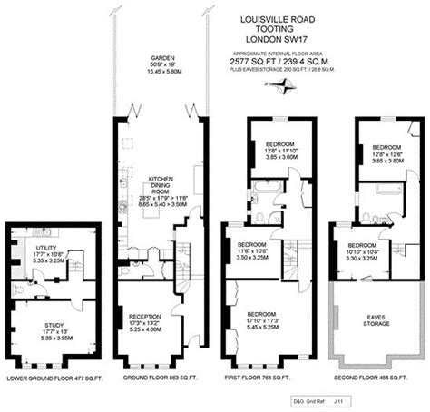 victorian townhouse floor plan floorplan victorian terrace pinterest toilets