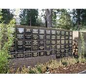 Memorial Wall At Brunswick Park Cemetery Crematorium