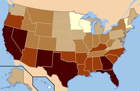 the state file health uninsurance rates in the united states by