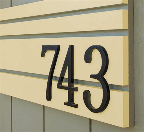 house address numbers mad for mid century mid century modern house numbers project