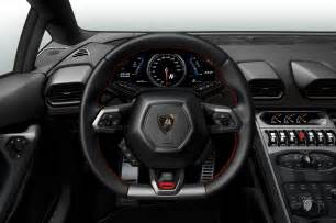Lamborghini Interiors The Lamborghini Huracan 18 Things You Didn T Motor