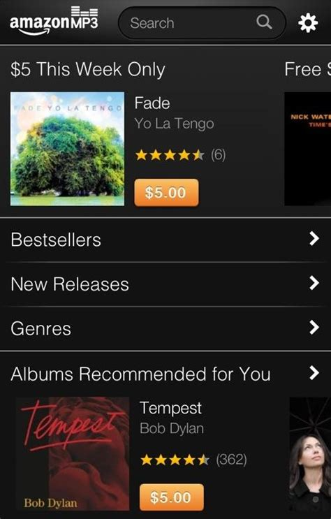 download mp3 from iphone safari amazon s mp3 web store now optimized for apple s iphone