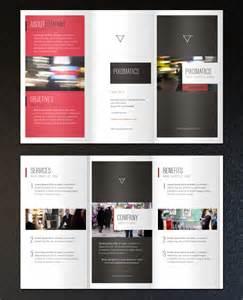 best photos of two fold brochure template bi fold