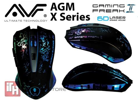 Original Gaming Mouse Minos X1 avf gaming freak ll laser mouse agm x series 1 year warranty 11street malaysia mouse mousepads