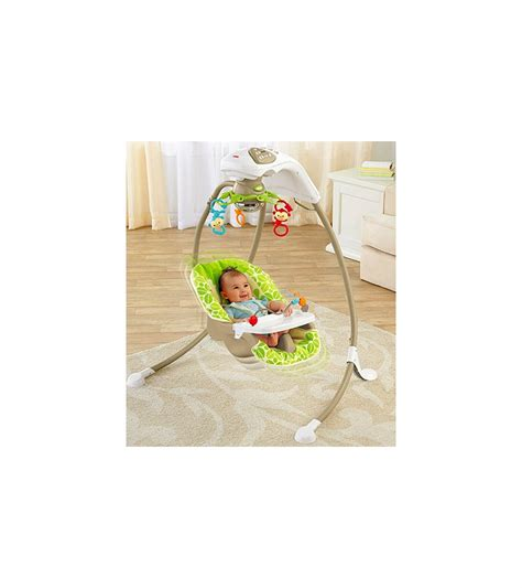fisher price rainforest cradle swing fisher price rainforest friends cradle n swing