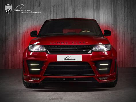 lumma design presents supercharged rrs based clr rs carscoops
