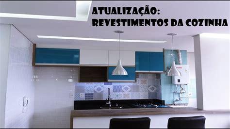 reforma pisos reforma pisos e revestimentos da cozinha parte 2 youtube