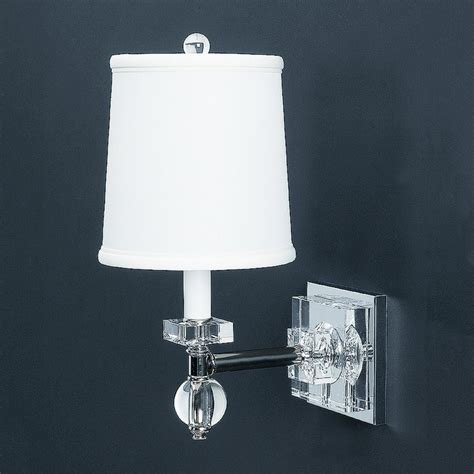 crystal bathroom sconce lighting l works 740h crystal estrella wall sconce clear