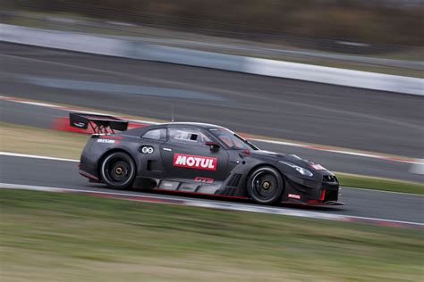 New 2018 Nissan Gtr by Nismo Reveal Pics Of 2018 Nissan Gt R Nismo Gt3