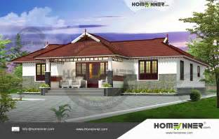 Kerala Home Design Nalukettu by Nalukettu Style Kerala House Plan With Nadumuttam
