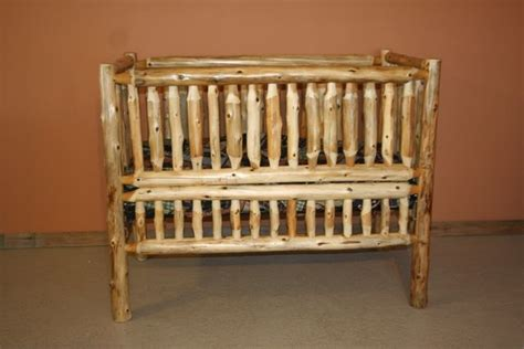 how to build a log baby crib 25 best ideas about log crib on pinterest rustic baby