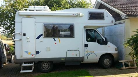 hymer swing hymer swing 494 48k 2002 reg well maintained