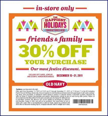 old navy coupons december old navy 30 off printable coupon good on entire purchase