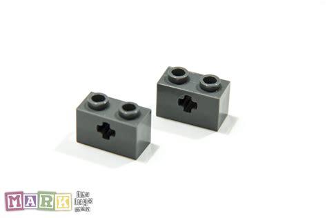 New Sale Lego Brick 1x2 Grey Part Brick new lego 32064 2x brick 1 215 2 with cross 4210935 mad about bricks