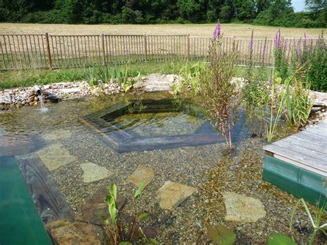 Piscine Naturelle Autoconstruction 4612 by Piscine Naturelle Dans Le Jardin Le Paysagiste