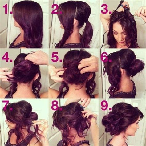 wanded hairstyles glamorous curly prom hairstyle updo updo prom hair 2014