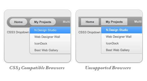 cara membuat menu dropdown menggunakan jquery cara membuat menu dropdown menggunakan css