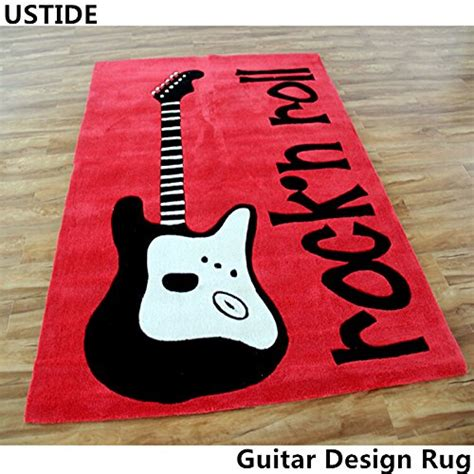guitar area rug artistic guitar bedding drageda of country