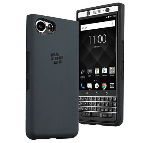 Blackberry Keyone Dual Layer Shell blackberry keyone dual layer dlb100 black