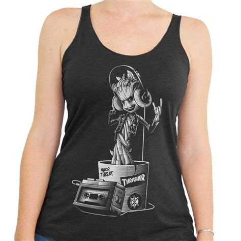 Baby Groot Im Groot Black 2 T Shirt i am groot shirt baby groot guardiens of the galaxy groot screen printed on a s