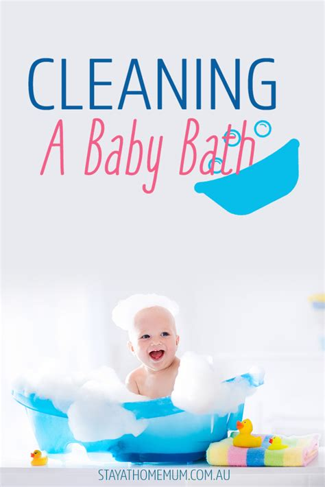 cleaning baby bathtub cleaning a baby bath stay at home mum