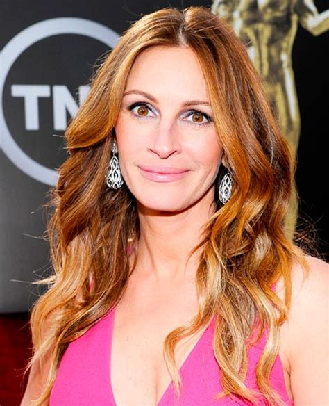 julia roberts red hair the gallery for gt julia roberts red hair color