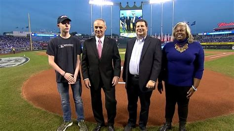 Breaking Barriers Essay Winners 2016 by Ws2014 Gm2 Breaking Barriers Winner Andalaro Honored Baseball C