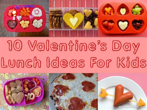 valentines lunch 10 valentine s day themed lunches