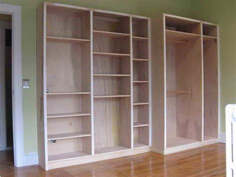 built in bookcase kits pdf plans bookshelf plans builtin cabinet ideas