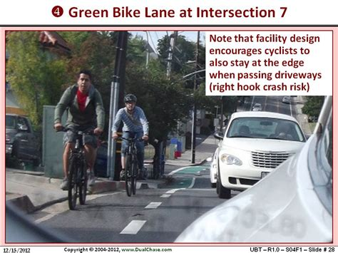 crash risk  cyclist behavior   traffic