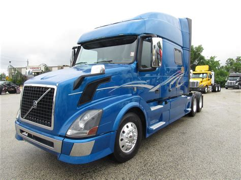 used volvo semi trucks for sale arrow inventory used semi trucks for sale