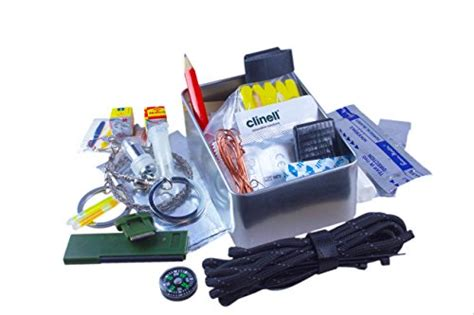 Basic Professional Survival Pocket Kit limitless equipment 1 survival kit uk made pocket size pro level gear 40 items