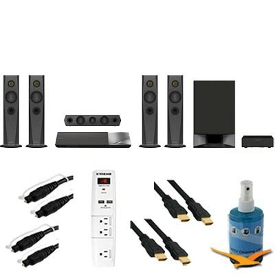 buydig sony 1200w 5 1ch home theater system