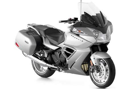 Mobile Tourer Motorrad by Motorrad Triumph Tourer Trophy Neues Dreizylinder