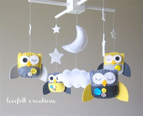 Owl Baby Mobiles Crib by Baby Crib Mobile Baby Mobile Owl Baby Mobile Mobile