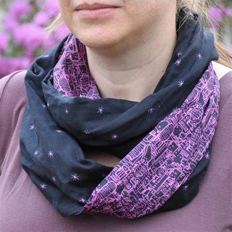 sewing pattern for infinity scarf free sewing pattern infinity scarf i sew free