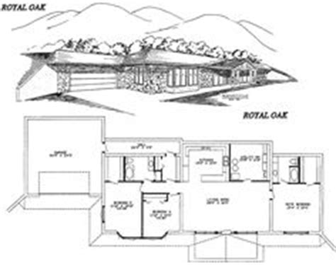 earth contact house plans home design and style