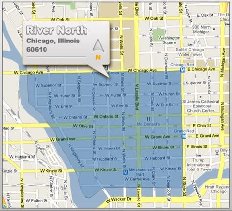 chicago northside neighborhood map chicago neighborhood map