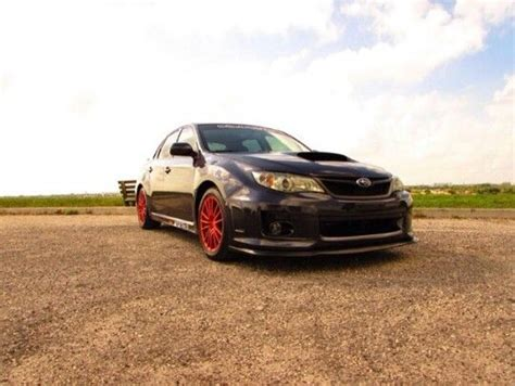 black subaru rims black subaru with red wheels mmm cars pinterest