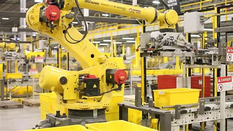 amazon warehouse robots a new human job is born at amazon s fulfillment center
