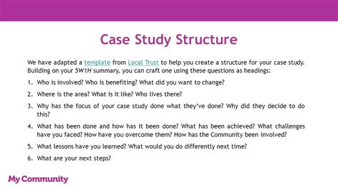 how to build a case study ppt video online download