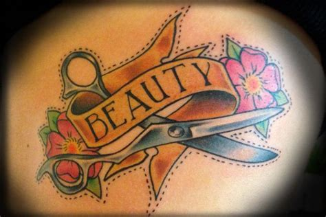 tattoo gallery hair stylist 125 best tattoos for hairdressers hair stylists barbers
